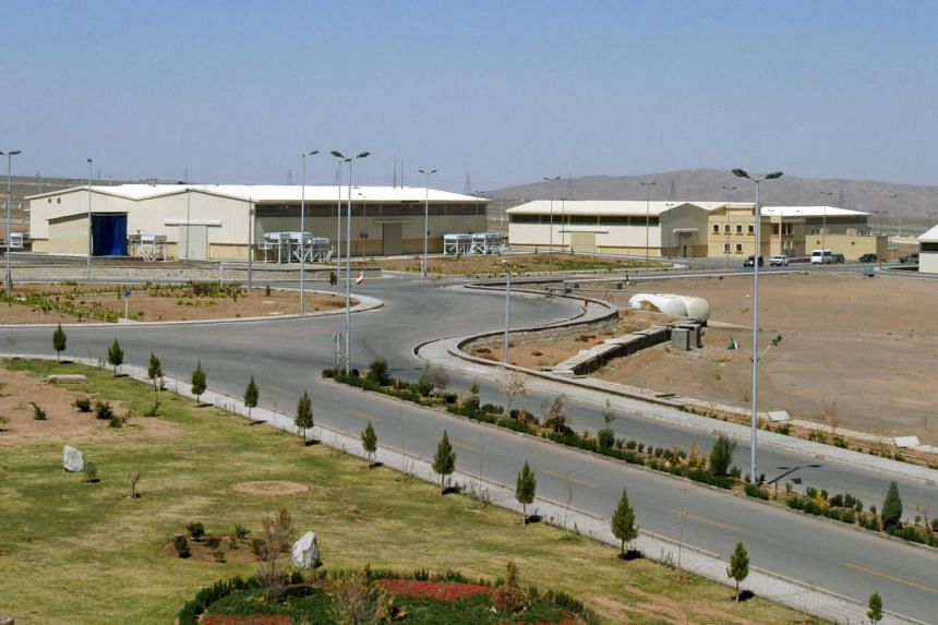 The Natanz uranium-enrichment site is one of several Iranian facilities monitored by inspectors of the International Atomic Energy Agency.