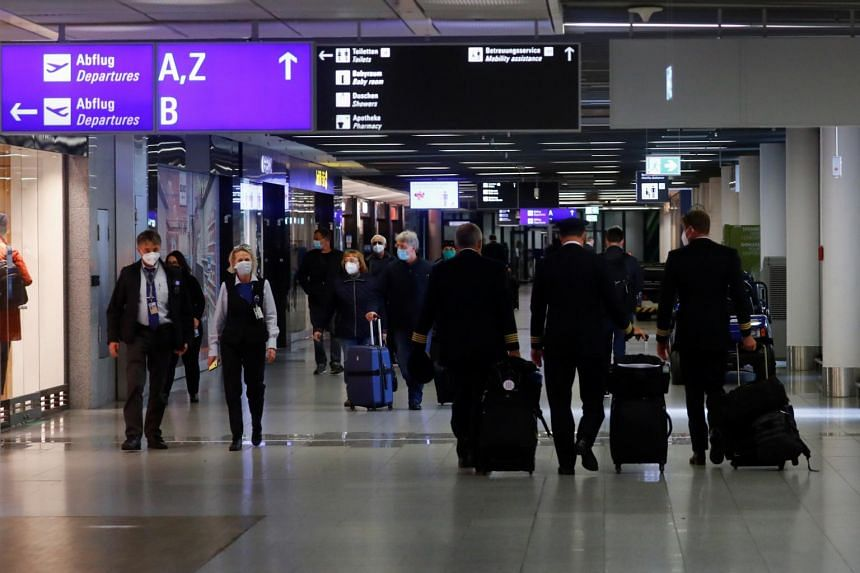 Changing habits during the pandemic and worries over climate change are likely to reduce business flights in the long term.