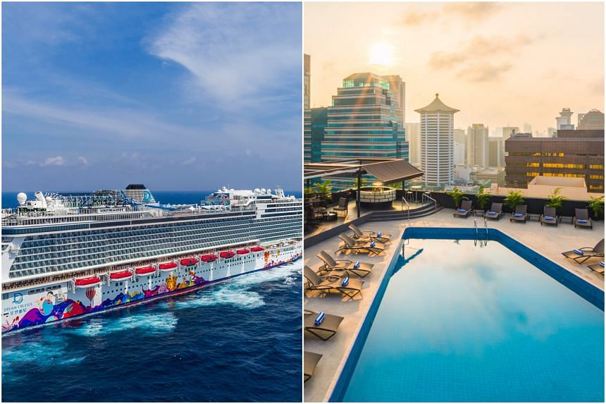 The average cruise cost rises by 20 per cent between May and June while staycation rates are the same.