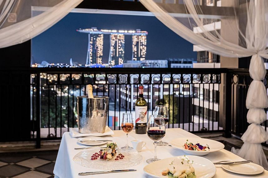 Hotels in Singapore have seen a surge in demand for food-themed stays, which go beyond offering more than just the standard breakfast.