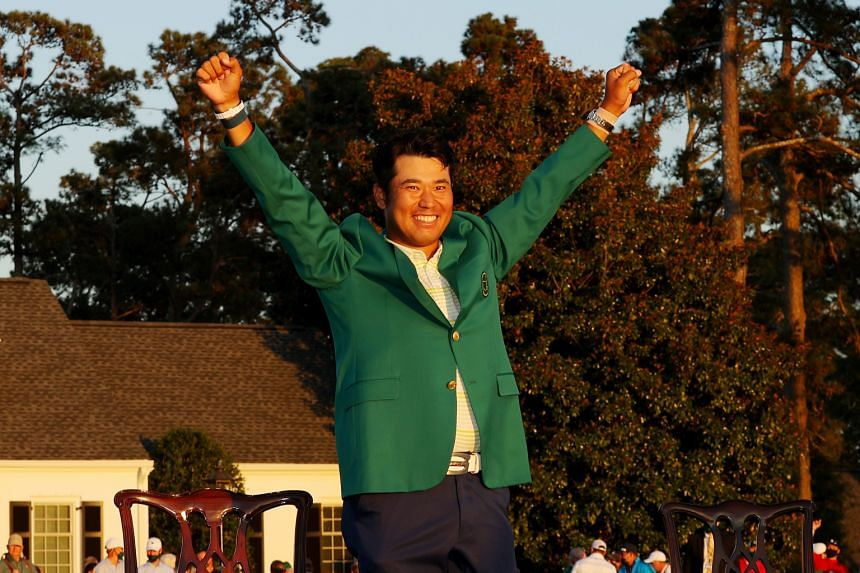 Hideki Matsuyama became the first Asian male golfer to triumph at Augusta National, capturing his first Major victory and sixth PGA Tour title.