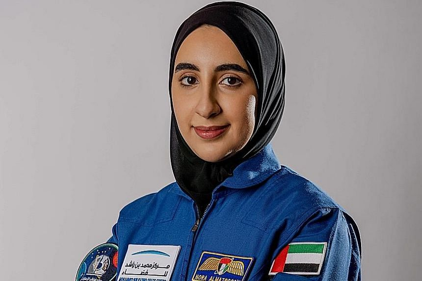 Emirati national Nora al-Matrooshi, a 27-year-old mechanical engineer, will be joining Nasa's 2021 astronaut candidate class in the US. PHOTO: REUTERS