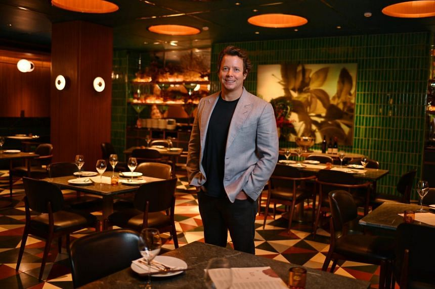 Co-founder and chief executive of Mandala Group Ben Jones likens the pop-up to those done by famous Danish restaurant Noma in Mexico and Tokyo.