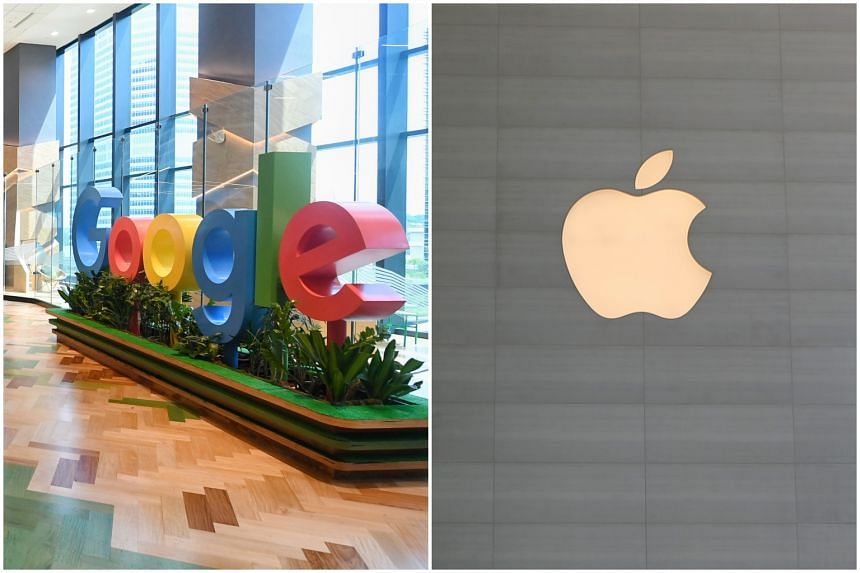Technology giants Google and Apple came in first and second respectively in the ranking of the top 200 Singapore's Best Employers 2021.