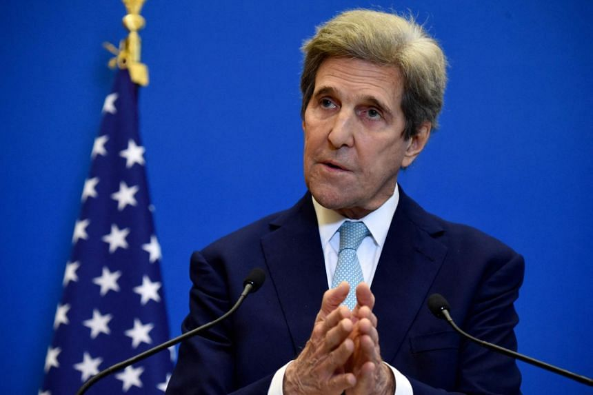 Mr John Kerry has been criss-crossing the globe to encourage other nations to step up their efforts.