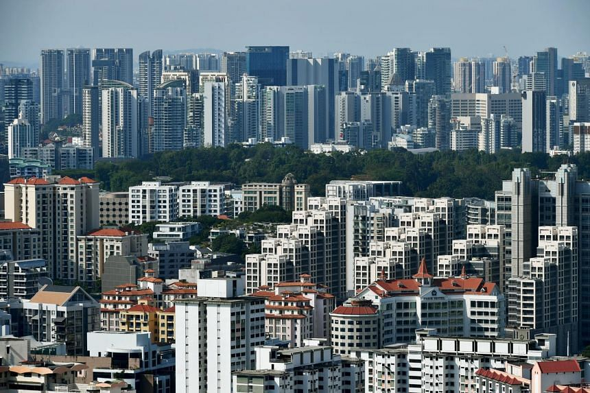 Rents of condo units rose 0.8 per cent from February to March while HDB rents increased 0.5 per cent.