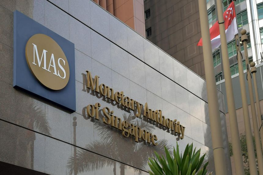 MAS said prospects for global growth have firmed and should provide support to the ongoing recovery in the Singapore economy.