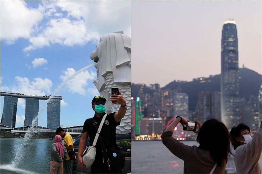Singapore and Hong Kong have been actively discussing plans to start the air travel bubble.