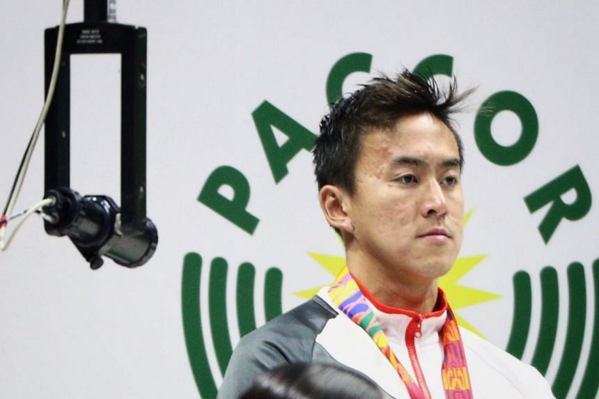 Quah Zheng Wen believes he is making steady progress for the July 23-Aug 8 Games.