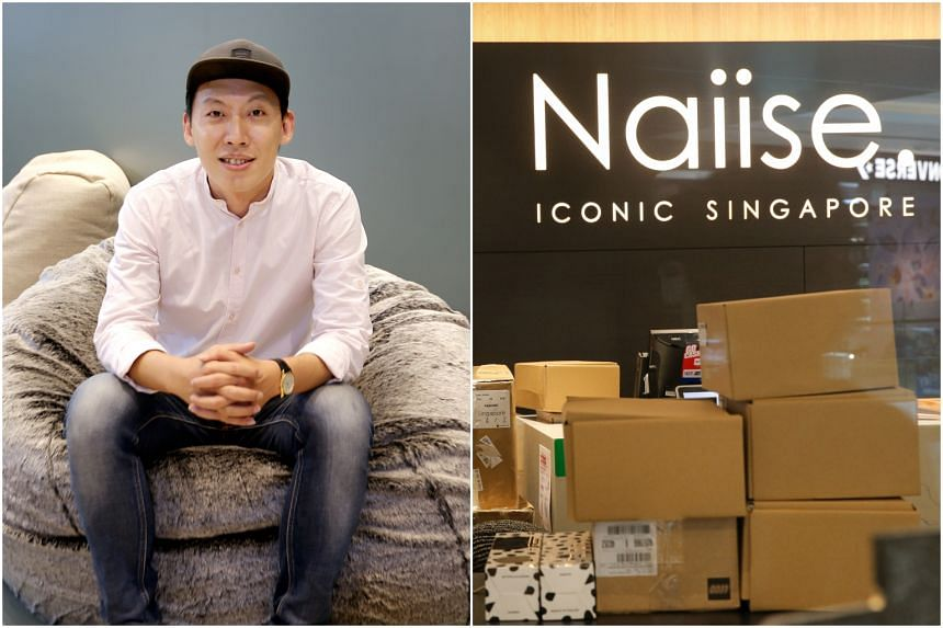 Naiise founder Dennis Tay said he had exhausted his savings and had also borrowed heavily from banks to keep the business afloat.