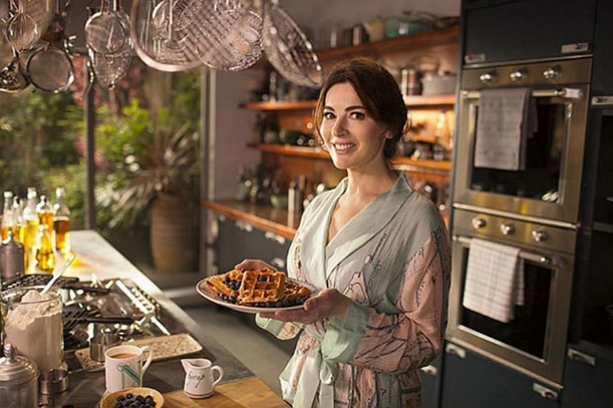 Nigella Lawson said she has learnt, over the course of the pandemic, to embrace being alone.