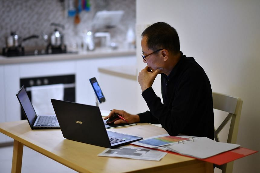 About a third of working adults in the UK are currently operating full-time from home.