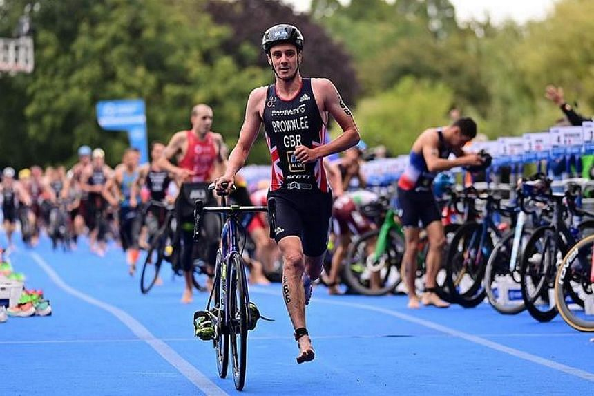 Alistair Brownlee's goal is to become the first person to complete the Ironman distance in under seven hours.