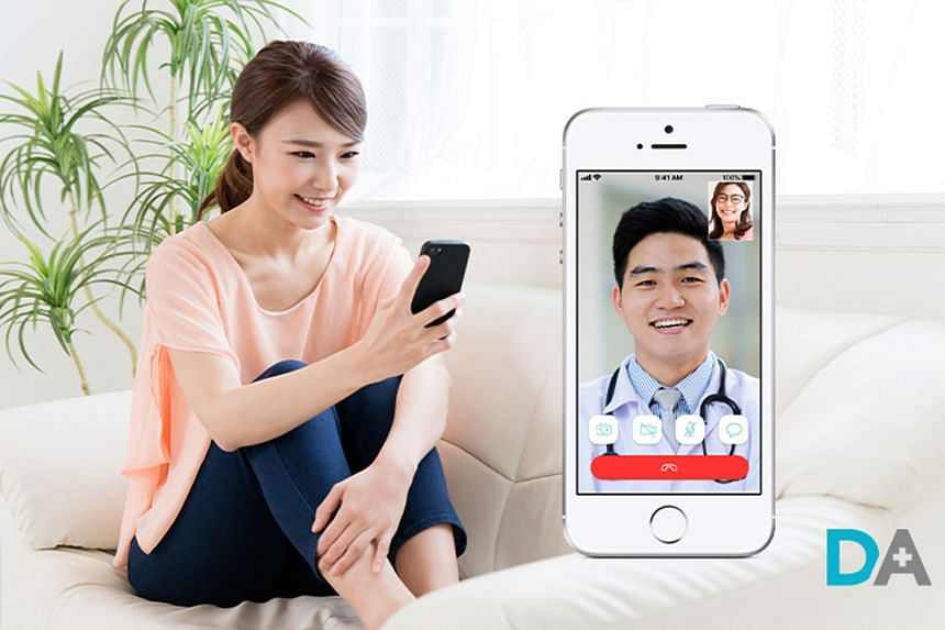 More doctors and users have signed up to use telehealth platform Doctor Anywhere, which allows users to consult a doctor through video on an app.