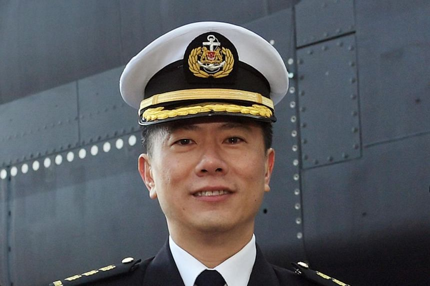 Colonel Teo Chin Leong was one of 518 to receive the Long Service Medal at the National Day Awards Investiture.