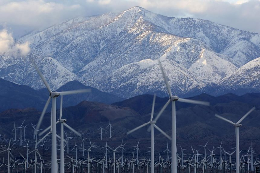 The Biden administration has unveiled a US$2 trillion infrastructure package to expand clean energy and transport.