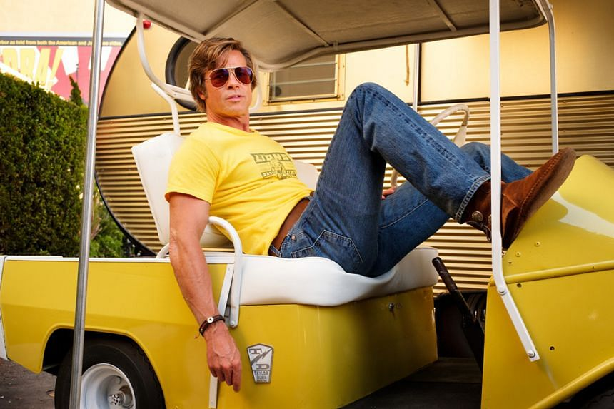 Brad Pitt won Best Supporting Actor in 2020 for his role in Once Upon A Time...In Hollywood.