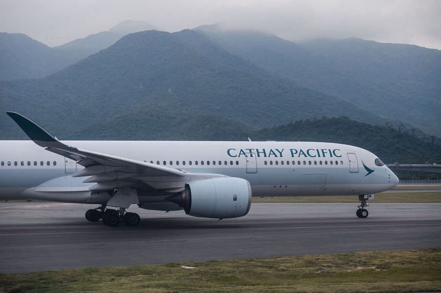 Cathay carried just 18,539 passengers in March, having cut capacity by 47 per cent from February due to the crew quarantine rules.