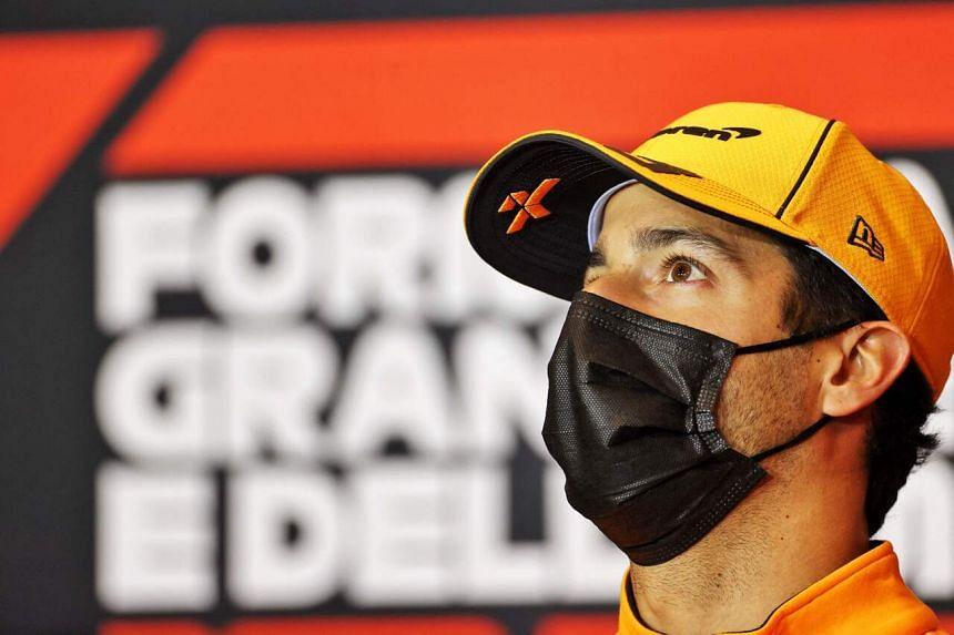 Daniel Ricciardo had criticised the sport's social media output in a recent interview.