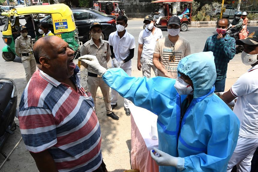 The new variant is thought to be fuelling India's deadlier new wave of infections.