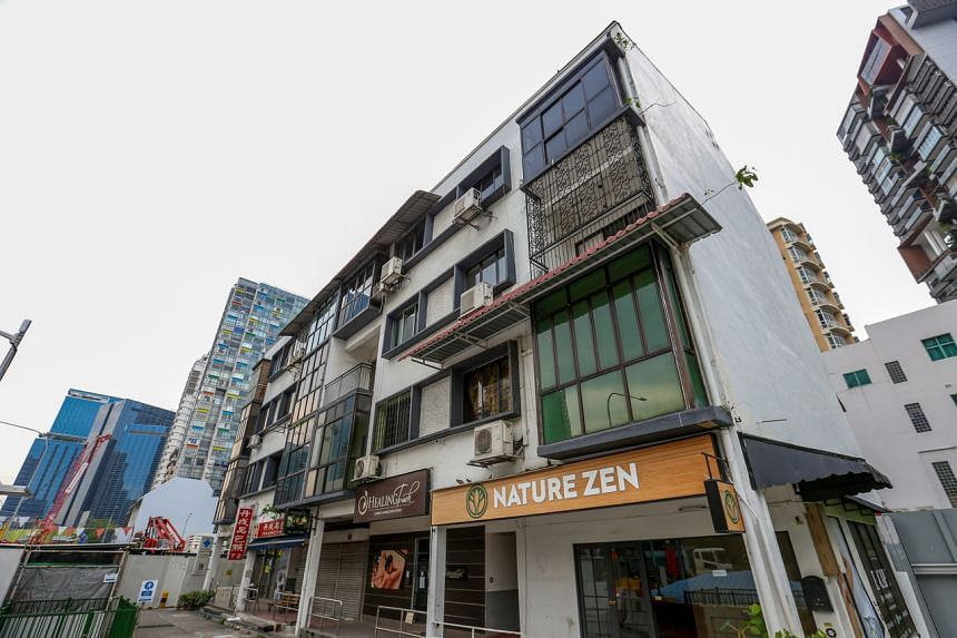 The safety concerns came to light after LTA conducted detailed tests to check the strength of the building's concrete.
