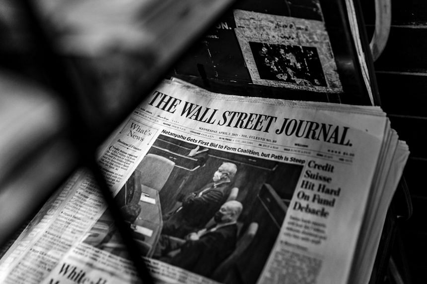 A strategy team, focused on boosting subscriber numbers, came up with a report that said The Wall Street Journal should attract new readers – specifically, women and younger professionals – by focusing more on topics such as climate change and in