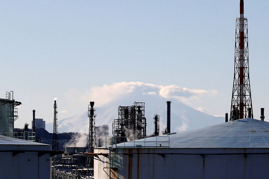 Japan is currently the world's fifth-largest carbon emitter.