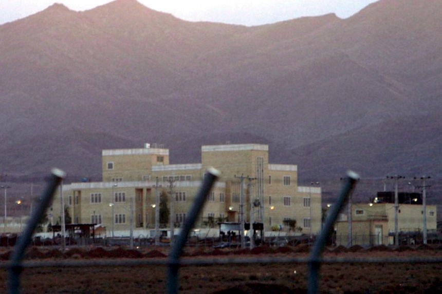 The disruption at the Natanz facility showed there was an attempt to thwart Iran's atomic progress.