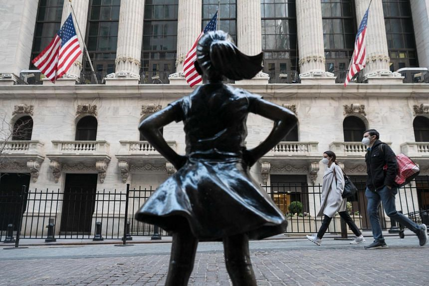Wall Street is not snapping back into business as usual.