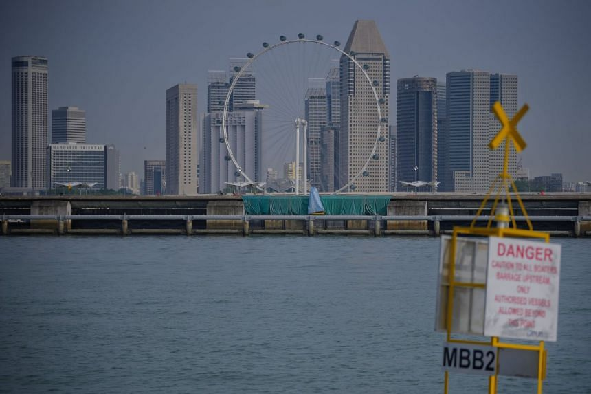 Sea-level rise is a global problem and the issue is especially acute for places like Singapore.