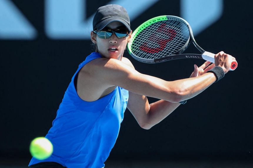 Astra Sharma became the sixth first-time singles winner on the WTA tour this year.