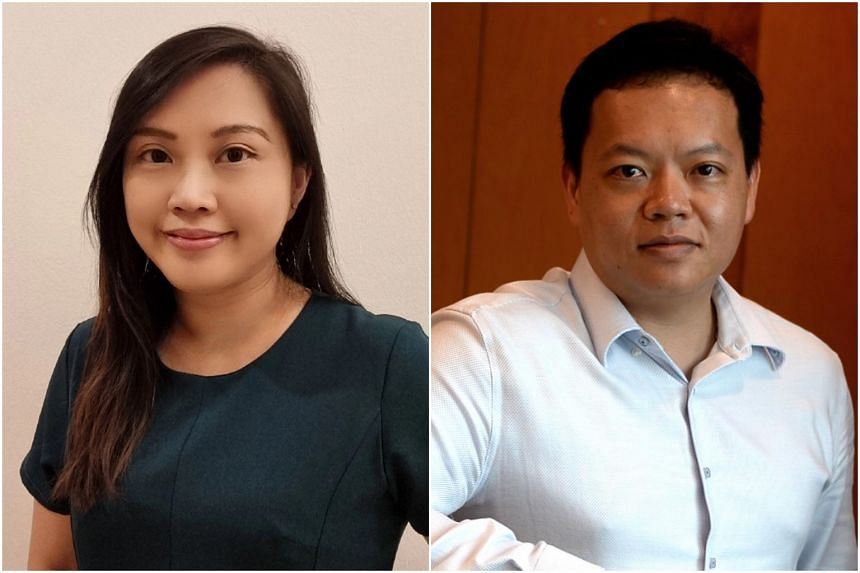 Ms Lee Siow Hwee replaced incumbent Loy York Jiun at the beginning of April.