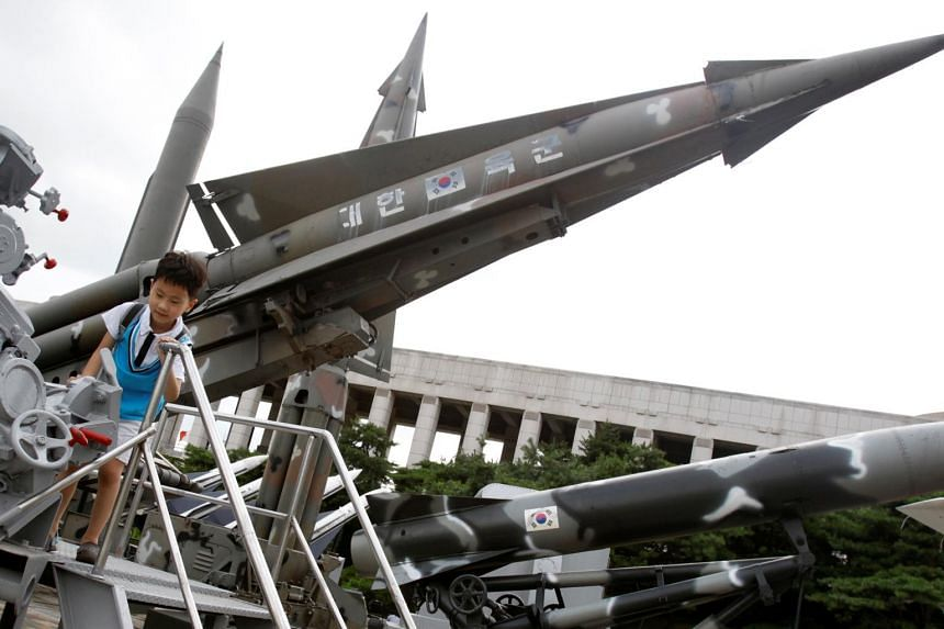 North and South Korea have been locked in a perpetual arms race.