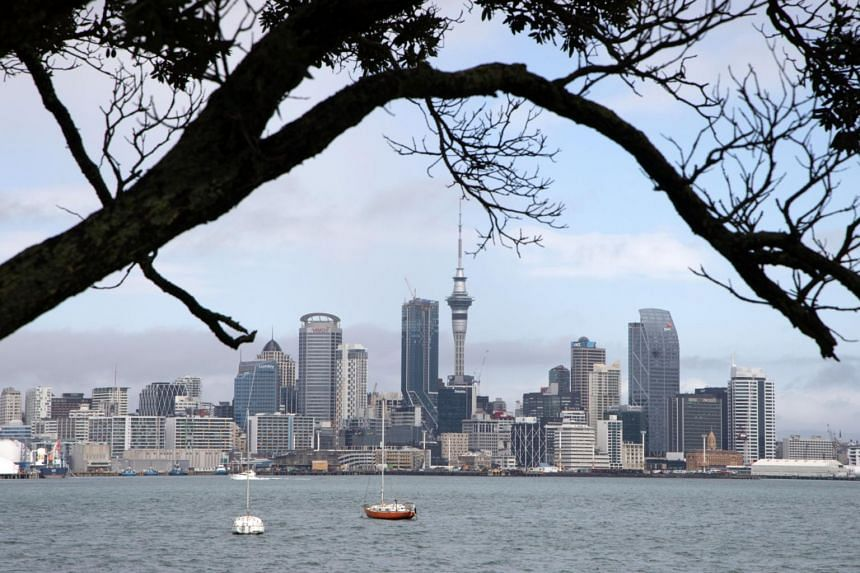 China is New Zealand's largest trading partner.