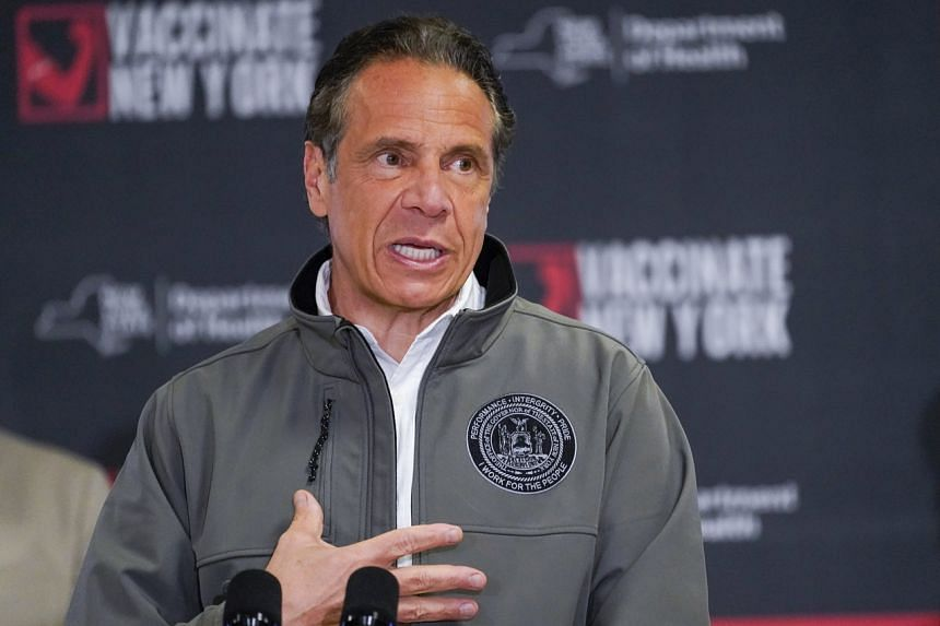 Only 40 per cent of New York registered voters have a favourable view of Governor Andrew Cuomo, according to a poll.