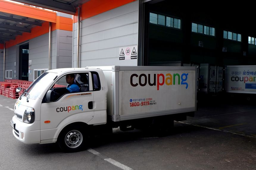 Coupang raised $6.1 billion in its initial public offering in March on the New York Stock Exchange.