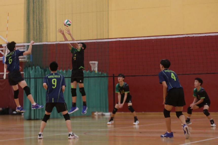 Catholic High School beat Edgefield Secondary School 10-5 in the North Zone finals.