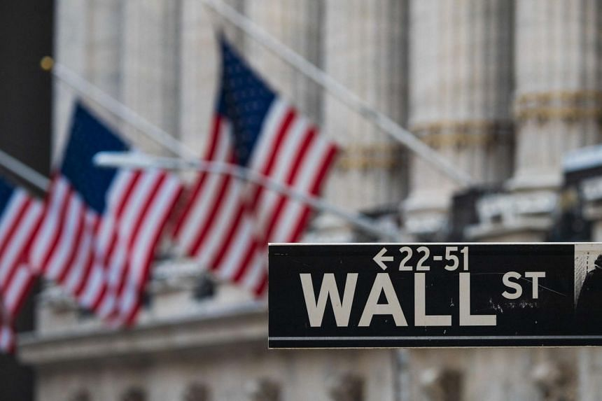 US stocks slipped from last week's record levels as investors awaited guidance from first-quarter earnings to justify high valuations.
