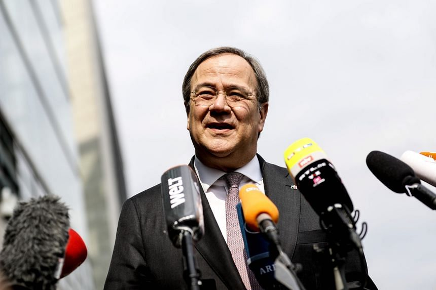 Armin Laschet will need to reclaim the conservative's reputation as the anchor of German stability.