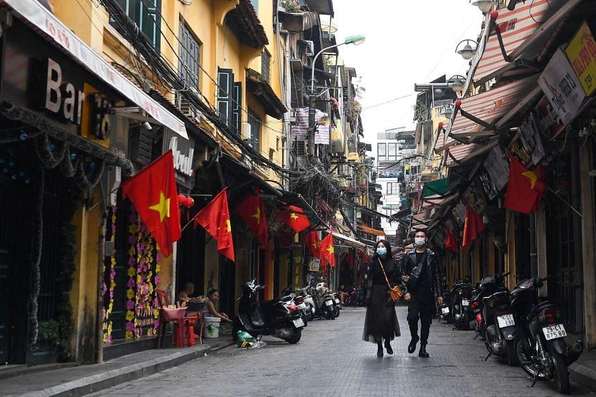 Vietnam has been one of Asia's biggest success stories in fighting the coronavirus.