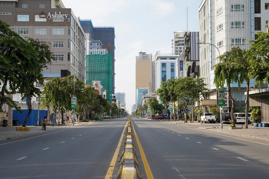 A framework agreement to develop the Phnom Penh Logistics Complex was inked in March.