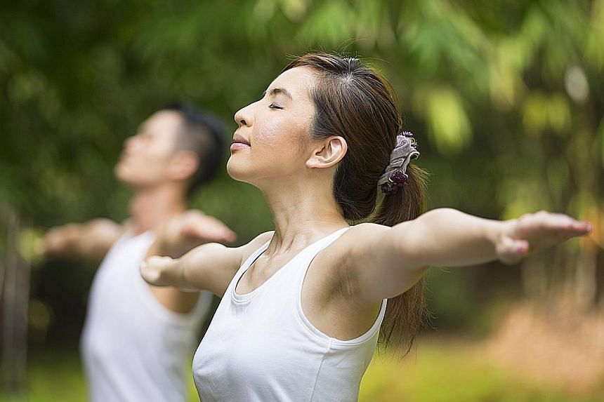 Engaging in physical exercise can improve psychological functioning and moods.