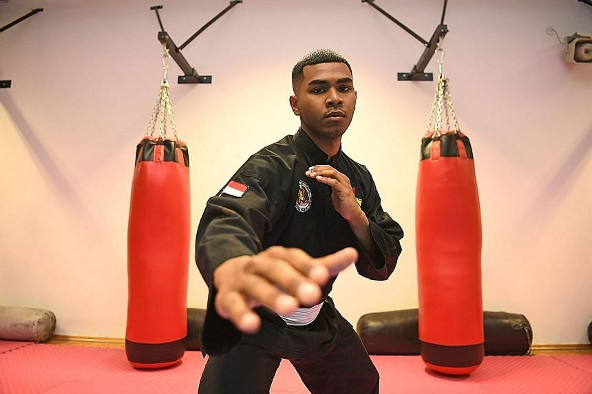 Three-time silat world champion Sheik Farhan Sheik Alauddin is the sixth Singaporean to be featured in the Forbes 30 Under 30 Asia list.
