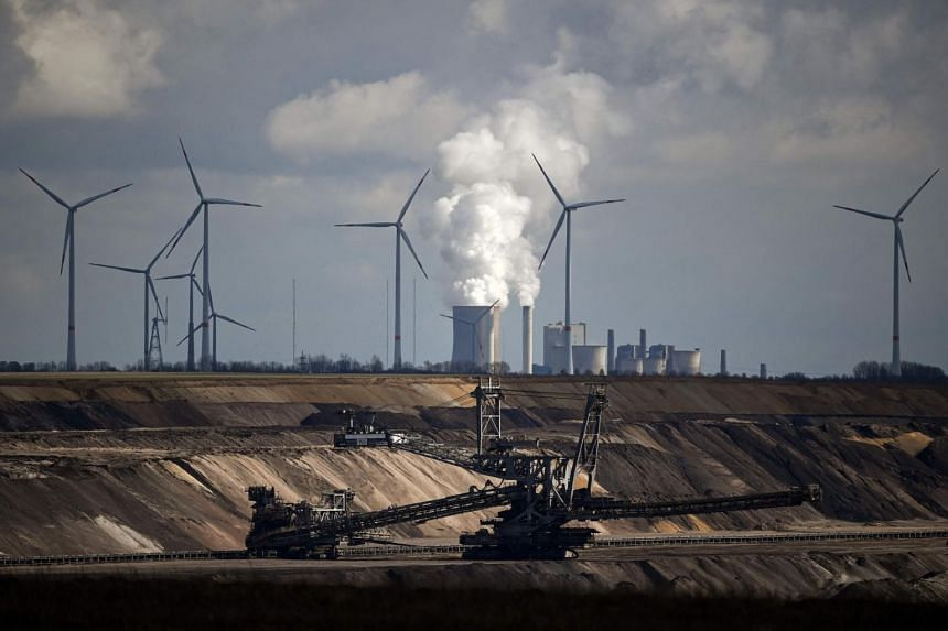 The EU target to cut carbon emissions by at least 55 per cent by 2030 will be formally incorporated into a climate law.