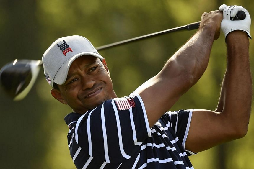 Tiger Woods could still make the top 10 this year despite being sidelined indefinitely after a car crash.