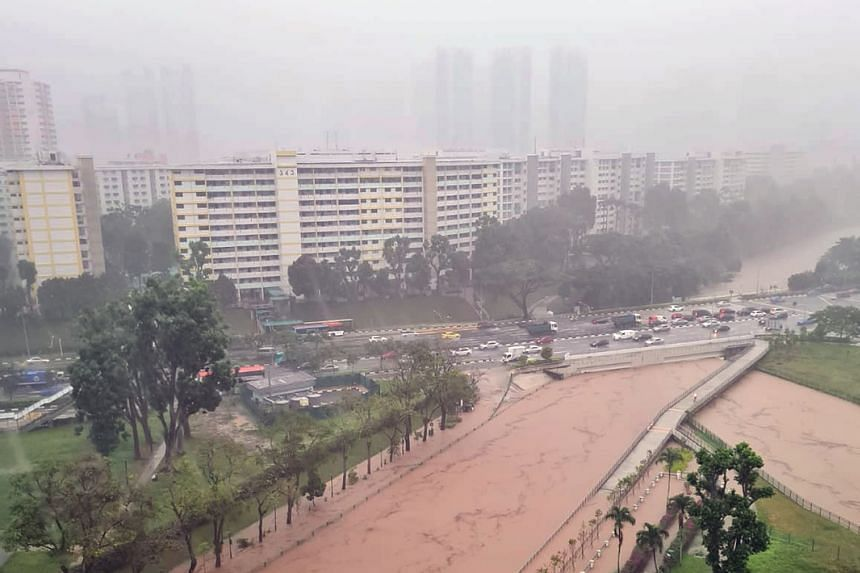 Rainfall of 170.6mm was recorded.