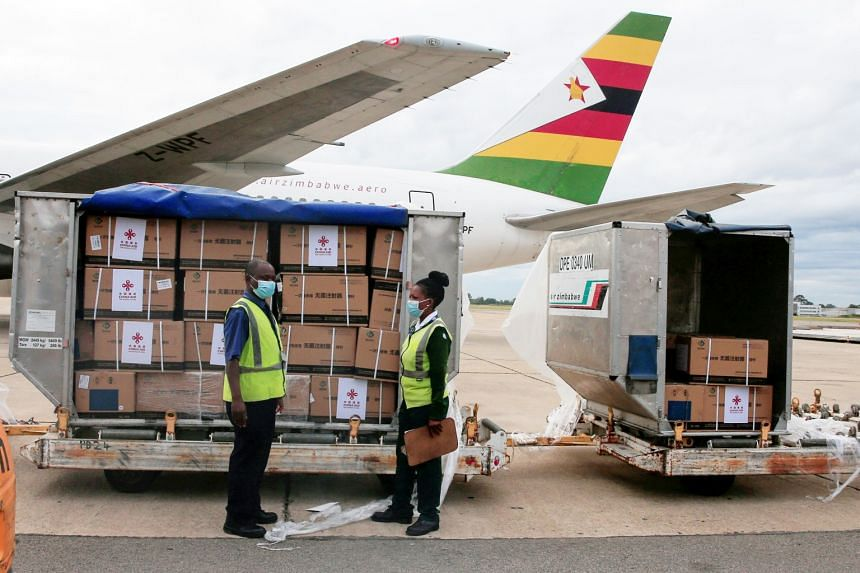 Zimbabwe's first batch of Covid-19 vaccines arriving from China in February. However, the source of the country's vaccine supply inhibits many Zimbabweans from taking the shots, amid rising anti-China sentiment.