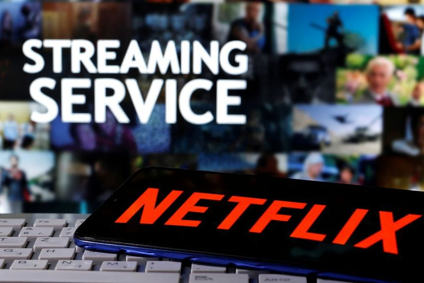 Netflix shares plummeted about 10 per cent in after-hours trading on April 20, 2021.