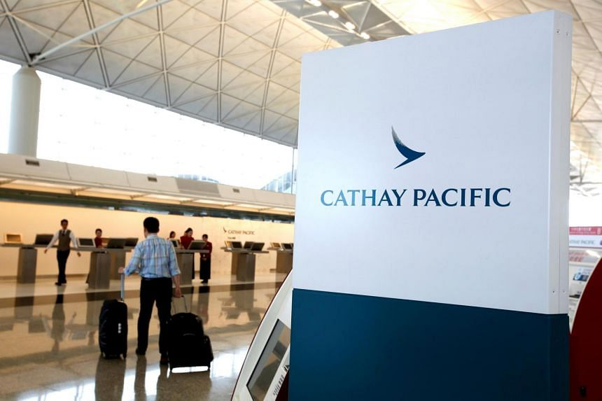 Cathay reported a record annual loss of HK$21.65 billion in March 2021.