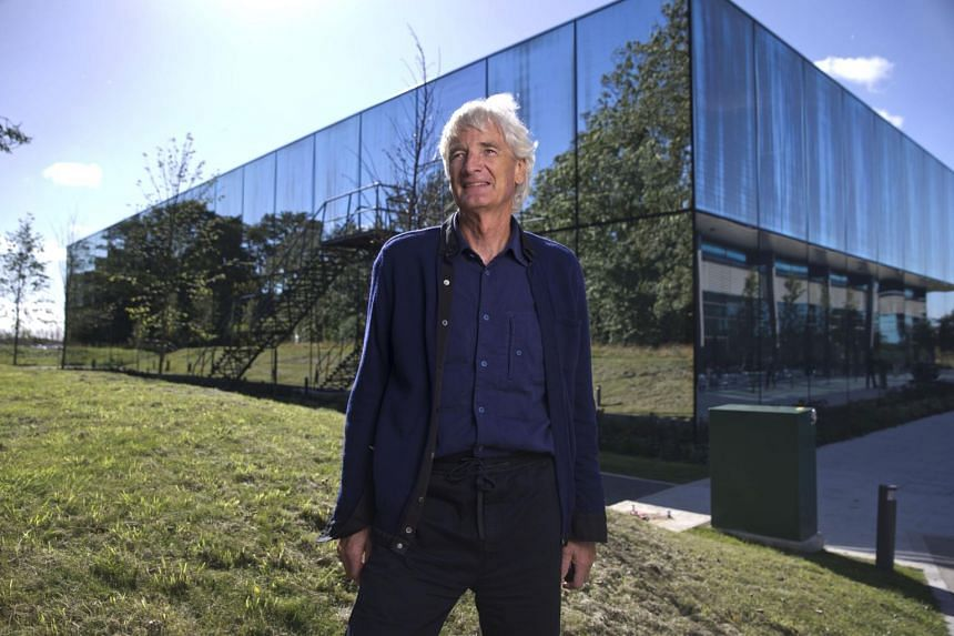 Mr James Dyson had faced criticism from British lawmakers for relocating his company's head office to Singapore.